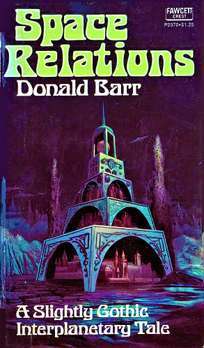 Space Relations (1973) by Donald Barr [eBook]