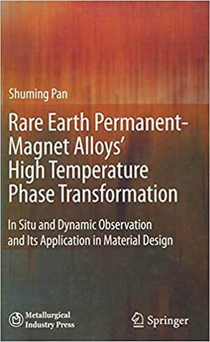 Rare Earth Permanent-Magnet Alloys High Temperature Phase Transformation [eBook]