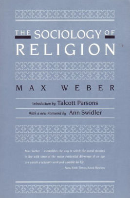 The Sociology of Religion by Max Weber [eBook]