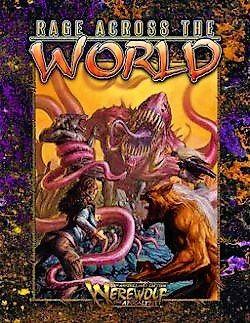 Rage Across the World (Werewolf the Apocalypse RPG - Volumes 1-3) Sourcebook Set