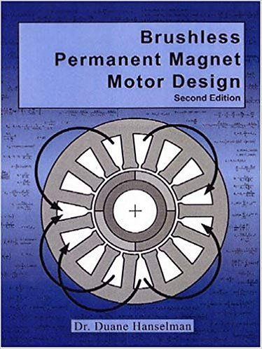 Brushless Permanent Magnet Motor Design (2nd ed) [eBook]