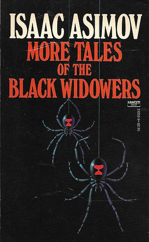 More Tales of the Black Widowers by Isaac Asimov [eBook] #2