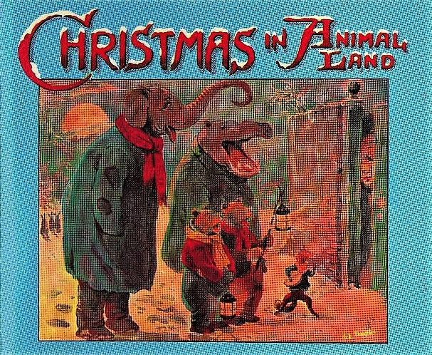 Christmas in Animal Land by Clifton Bingham [eBook]