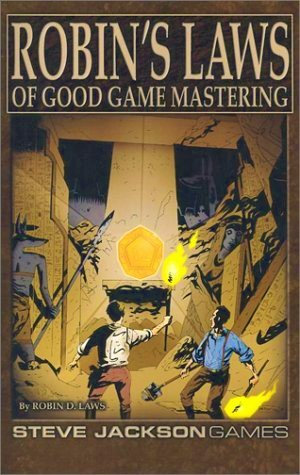 Robin's Laws of Good Game Mastering by Robin Laws & Jackson (RPG Guide) [eBook]