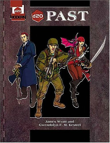d20 Modern: Past (RPG Alternative Campaign Supplement) Role Playing Game [PDF]