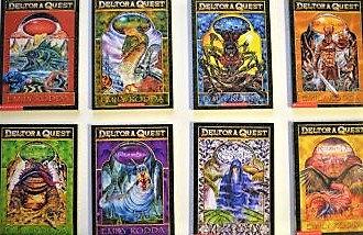 Deltora Quest (Complete 8 Volume Digital Collection) by Emily Rodda