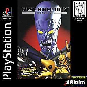 Rise 2: Resurrection (Sony PlayStation One PS1 Game) [ISO D/L]