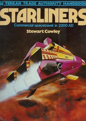 STARLINERS : Commercial Spacetravel in 2200 AD (Terran Trade Authority)