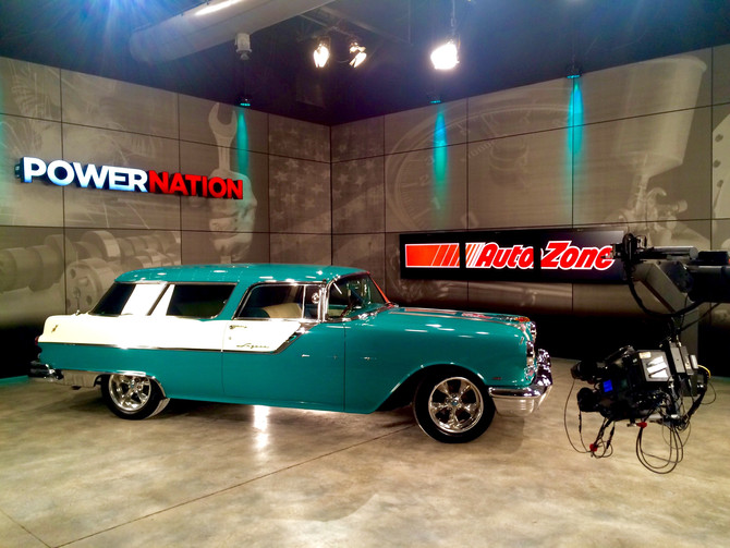 PowerNation Wk 1: '55 Pontiac Star Chief