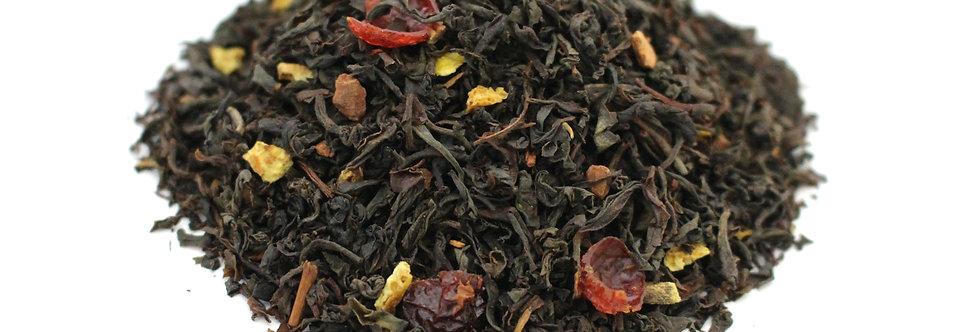 Spiced Sun Tea