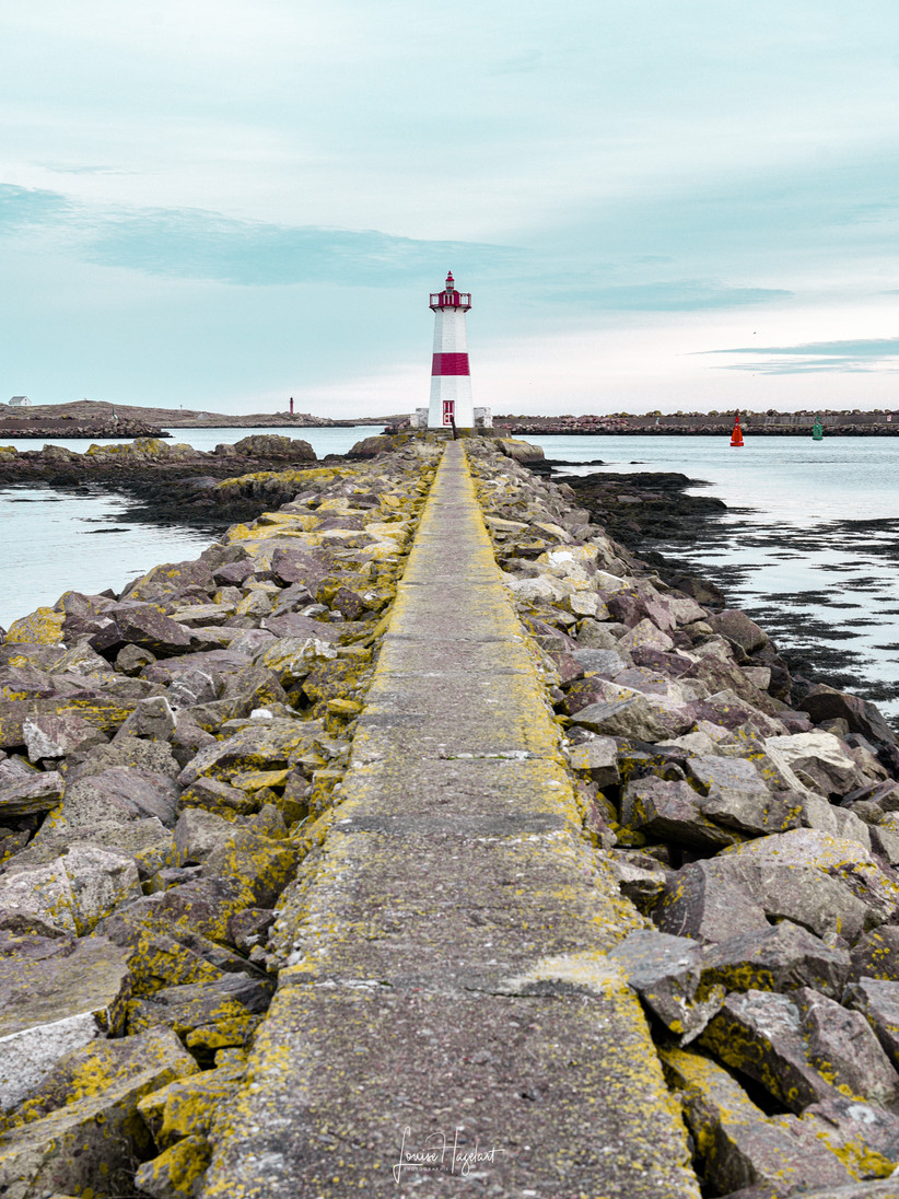 Phare aux canons