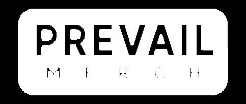 Prevail Merch White Logo.png