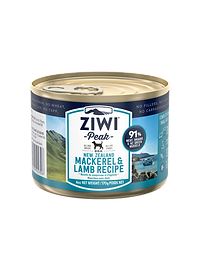 Ziwi-Peak-185g-Can-Dog-Mackerel & Lamb U