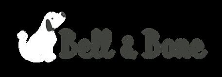 Bell & Bone Master logos_dog + black log