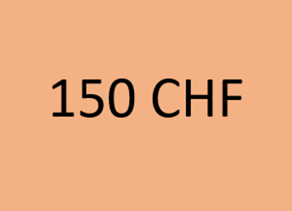 Gutschein 150 CHF