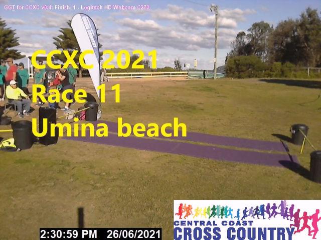 Video Race 11 Umina Beach