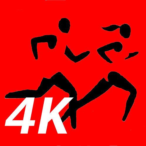 Four K race coupon