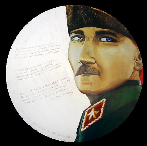 """""""Atatürk in Ewigkeit"""" / """"ATATÜRKÜM SONSUZDUR"""""""