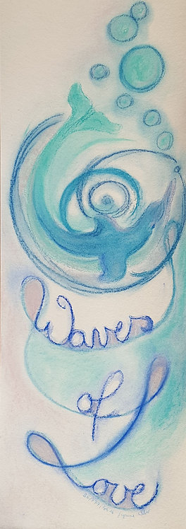 """""""Waves of love"""""""
