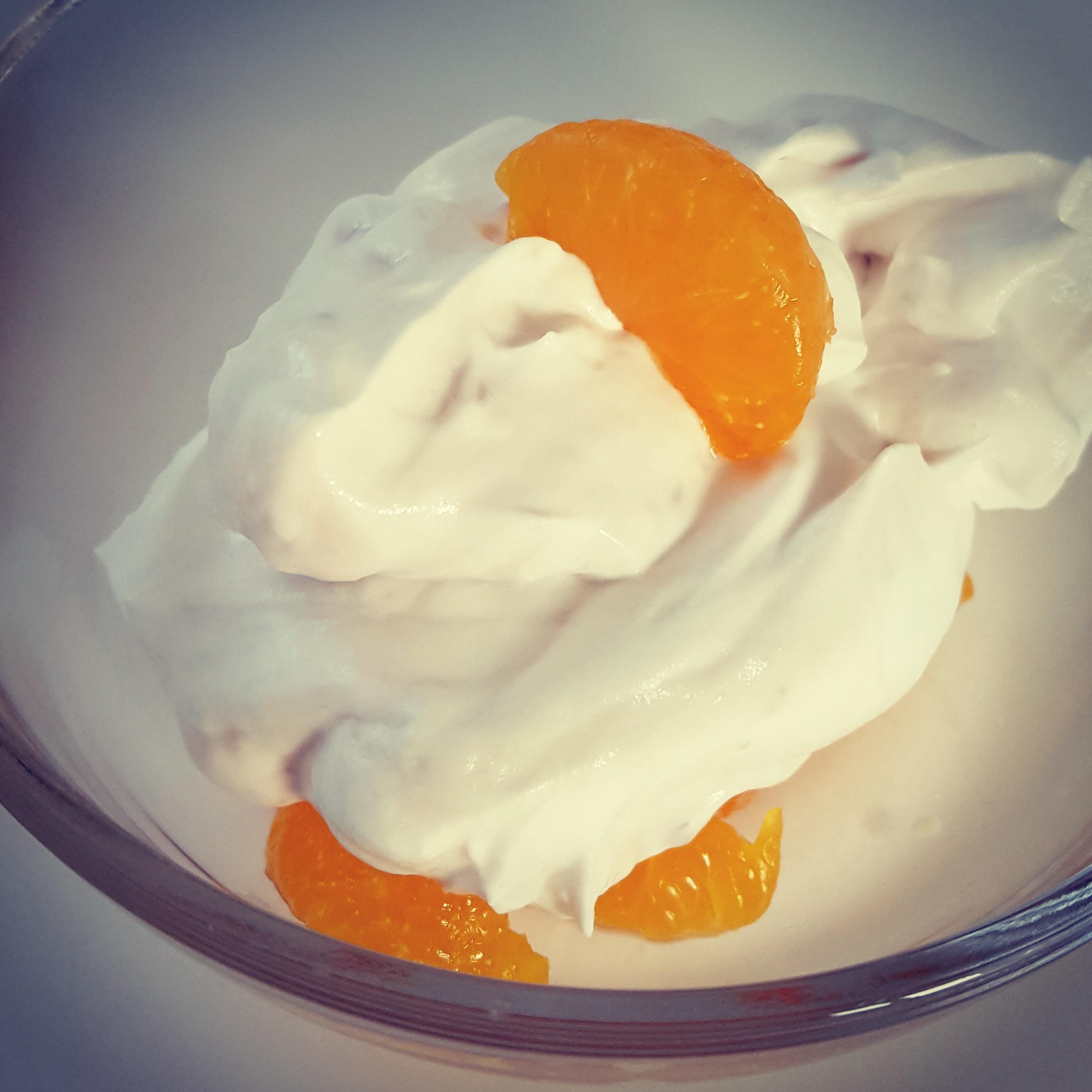 """Joghurt-Sahne"" Creme"