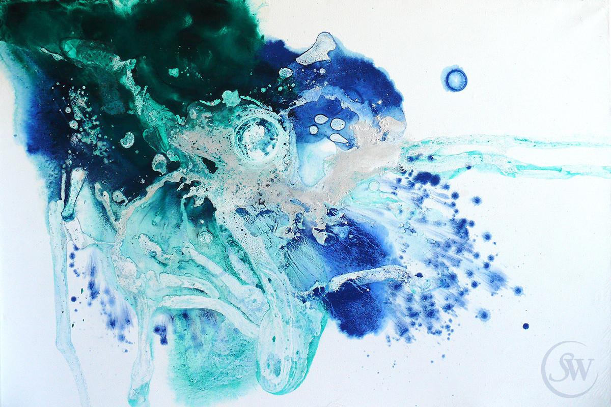 Wesen des Wassers (verkauft)