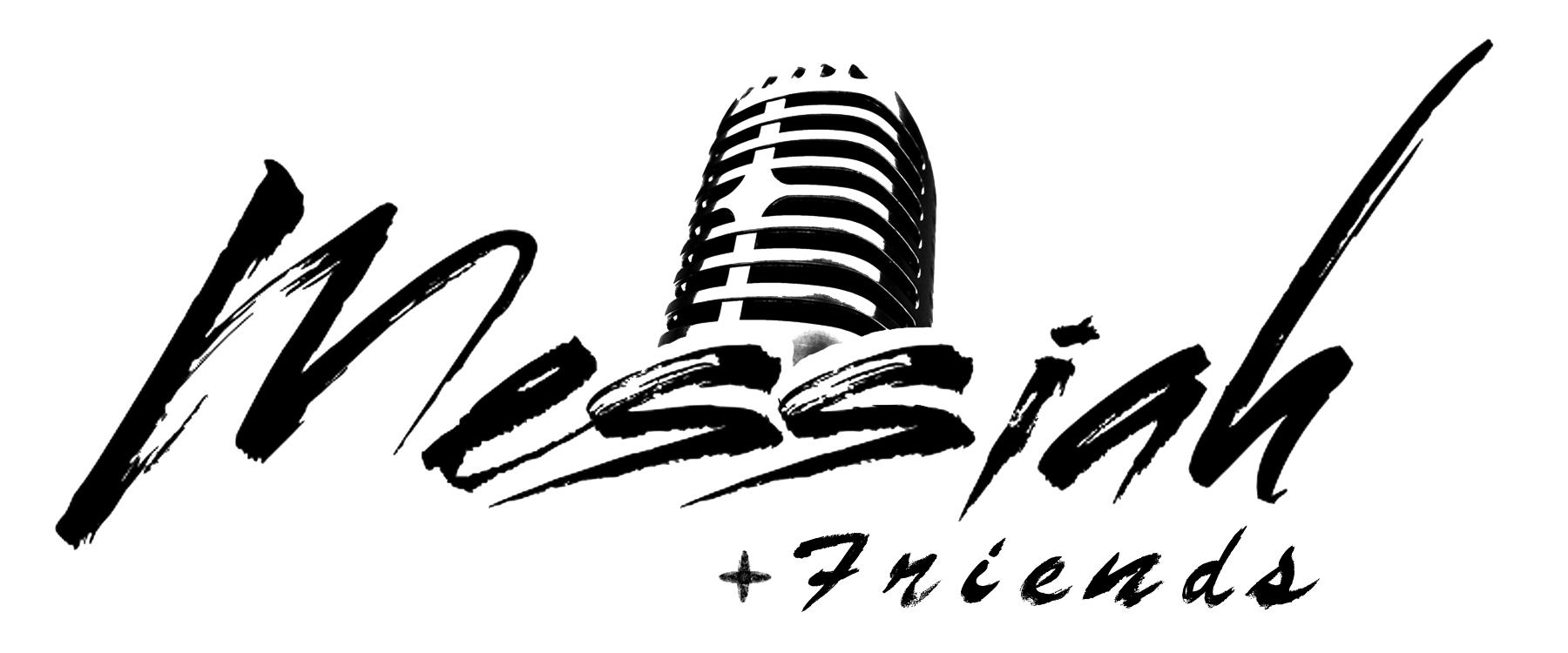 Messiah & Friends Logo