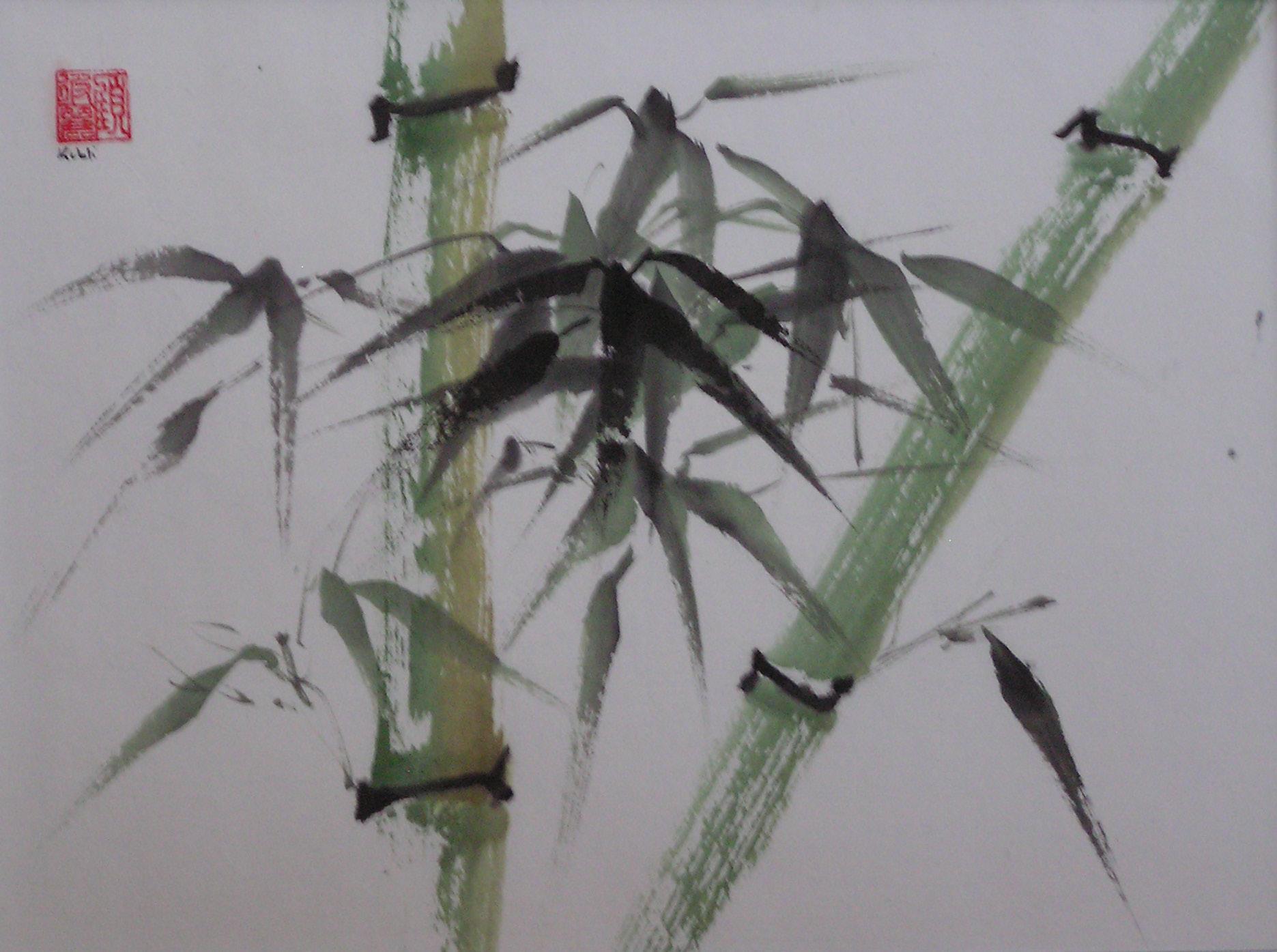 bambou jade