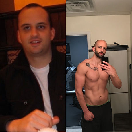 Will's before and after