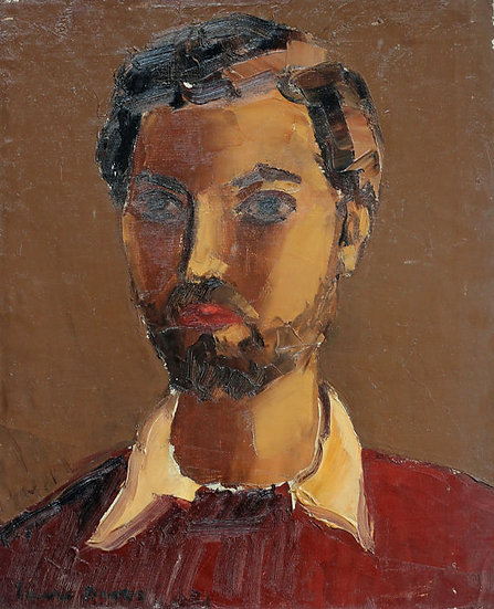 Buy art Buy art online Pierre Devos Original work on Canvas Signed Affordable Europe Belgium Brussels Ghent