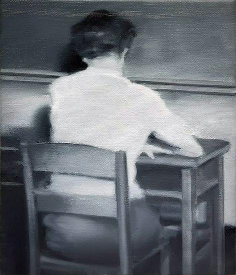Buy art Buy art online Erwin van Krey Original work on Canvas Painting Affordable Signed Europe Belgium Brussels Ghent