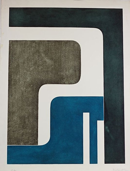 Buy art Buy art online Jacqueline DeButler Lithograph Hand Signed E.A. edition Affordable Europe Belgium Brussels Ghent