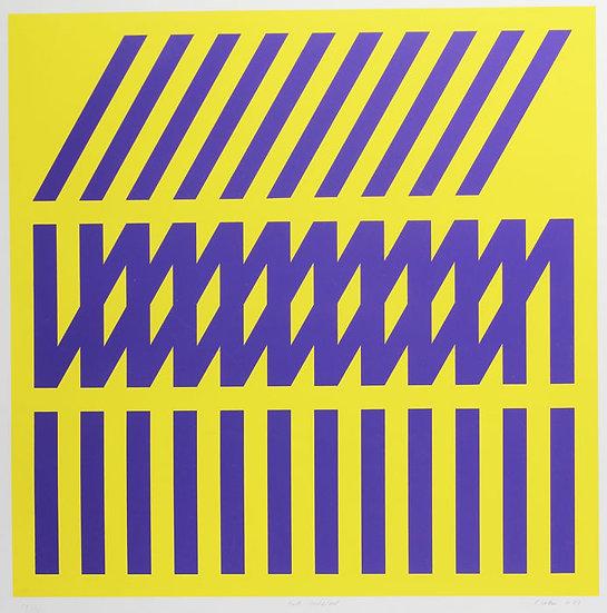 Buy art Buy art online Bernard Villers Signed Lithograph Affordable Europe Belgium Brussels Ghent