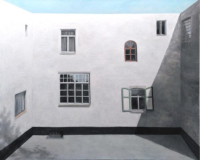 Buy art Buy art online Joost Gevaert Painting Original work on canvas Signed Affordable Europe Belgium Brussels Ghent