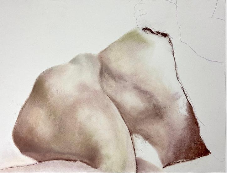Buy art Buy art online Original work on paper Drawing Signed Tab Goh Affordable Europe Belgium Ghent Brussels
