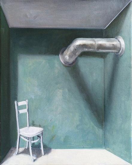 Buy art Buy art online Joost Gevaert Painting Original work on canvas Signed Affordable Europe Belgium Ghent Brussels