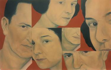 Buy art Buy art online Walter Dermul Original work on canvas Signed Affordable Europe Belgium Ghent Brussels Antwerp