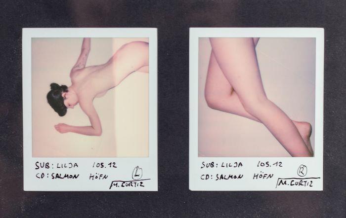 Buy art Buy art online Curtiz Polaroid Signed Affordable Europe Belgium Brussels Ghent
