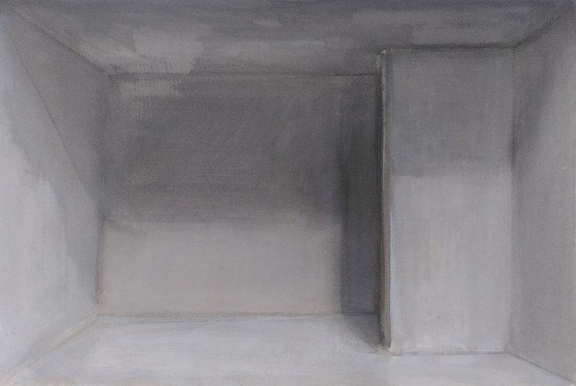 Buy art Buy art online Joost Gevaert Painting Original work on paper Signed Affordable Europe Belgium Brussels Ghent