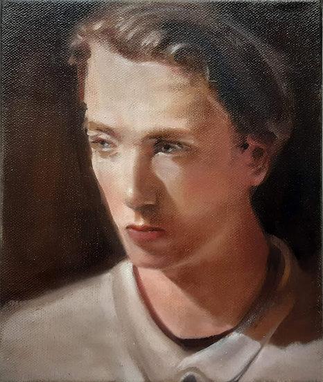 Buy art Buy art online Erwin van Krey Original work on canvas Painting Signed Affordable Europe Belgium Brussels Ghent