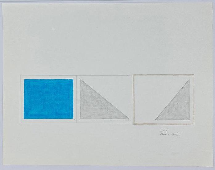 buy art buy art online Bruce Boice original work on paper affordable signed Europe Belgium The Netherlands Ghent Brussels