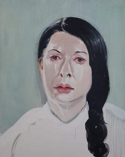 Buy art Buy art online Judyta Krawczyk Original work on canvas Affordable Signed Europe Belgium Ghent Brussels