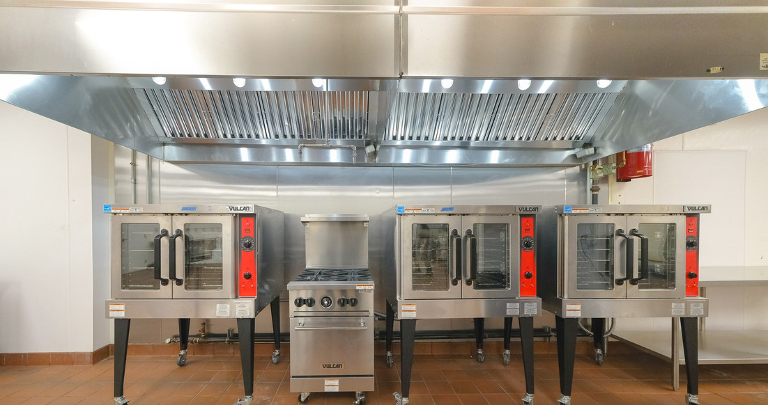 Large baking stations