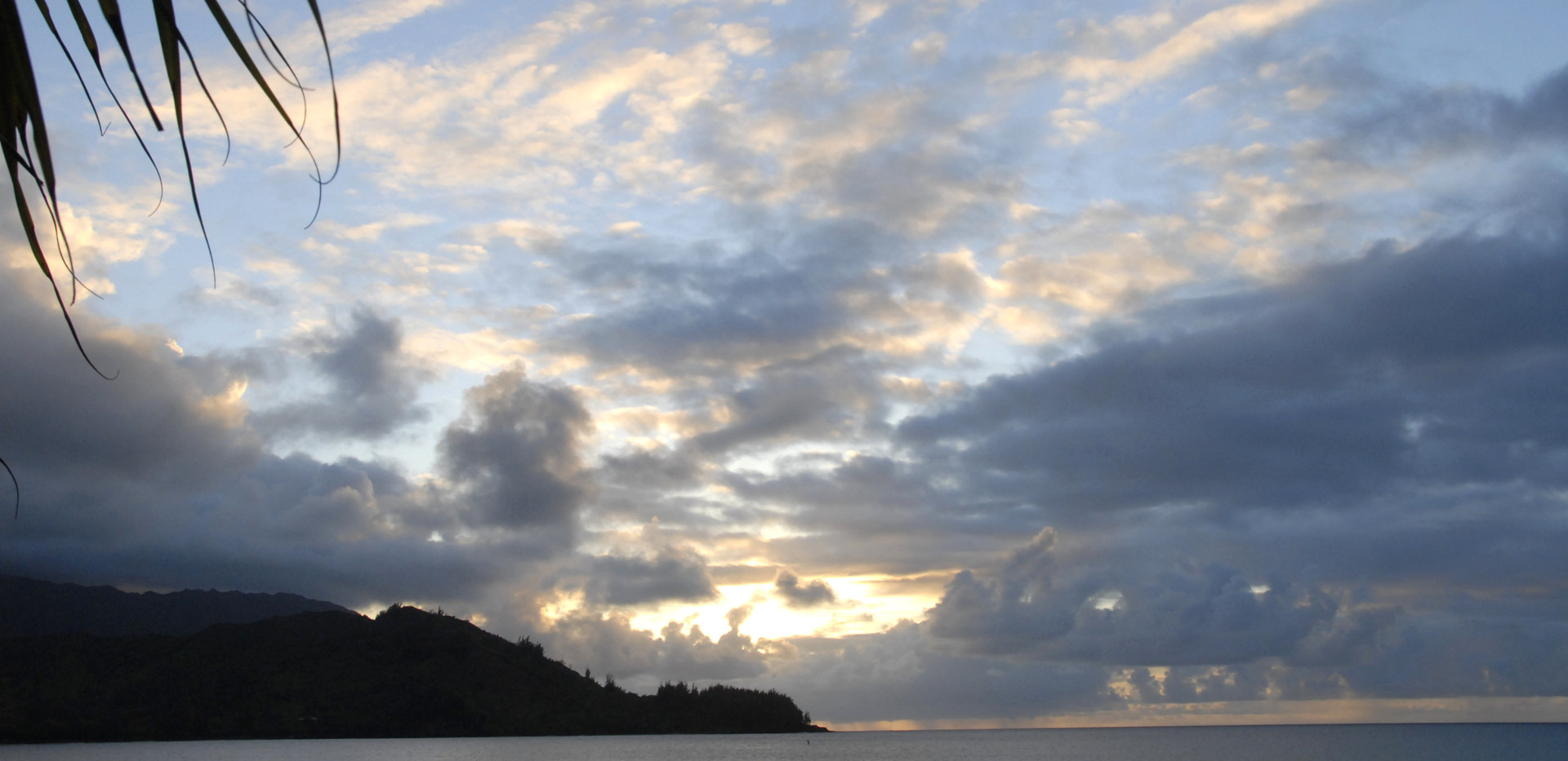 Experience a Sunset on Hanalei Bay