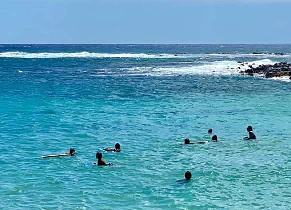 Turtle Bay at Poipu Beach