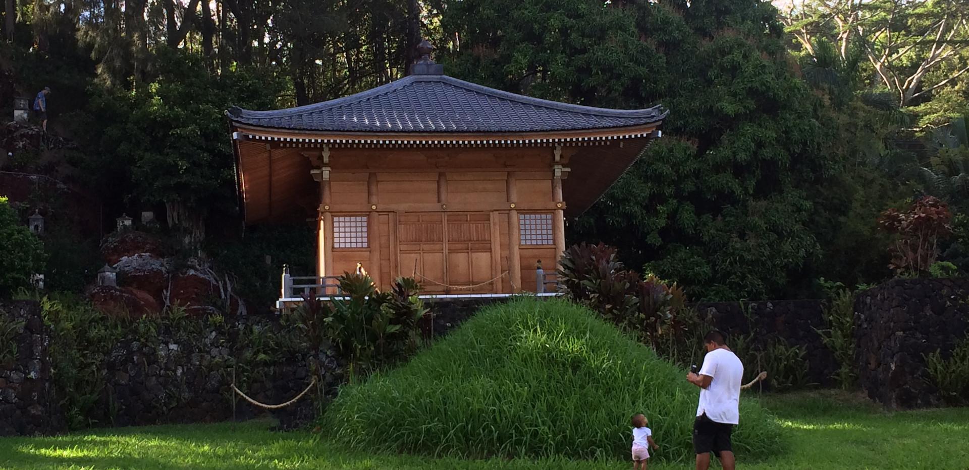 Exquisite Handbuilt Temple at 88 Shrines