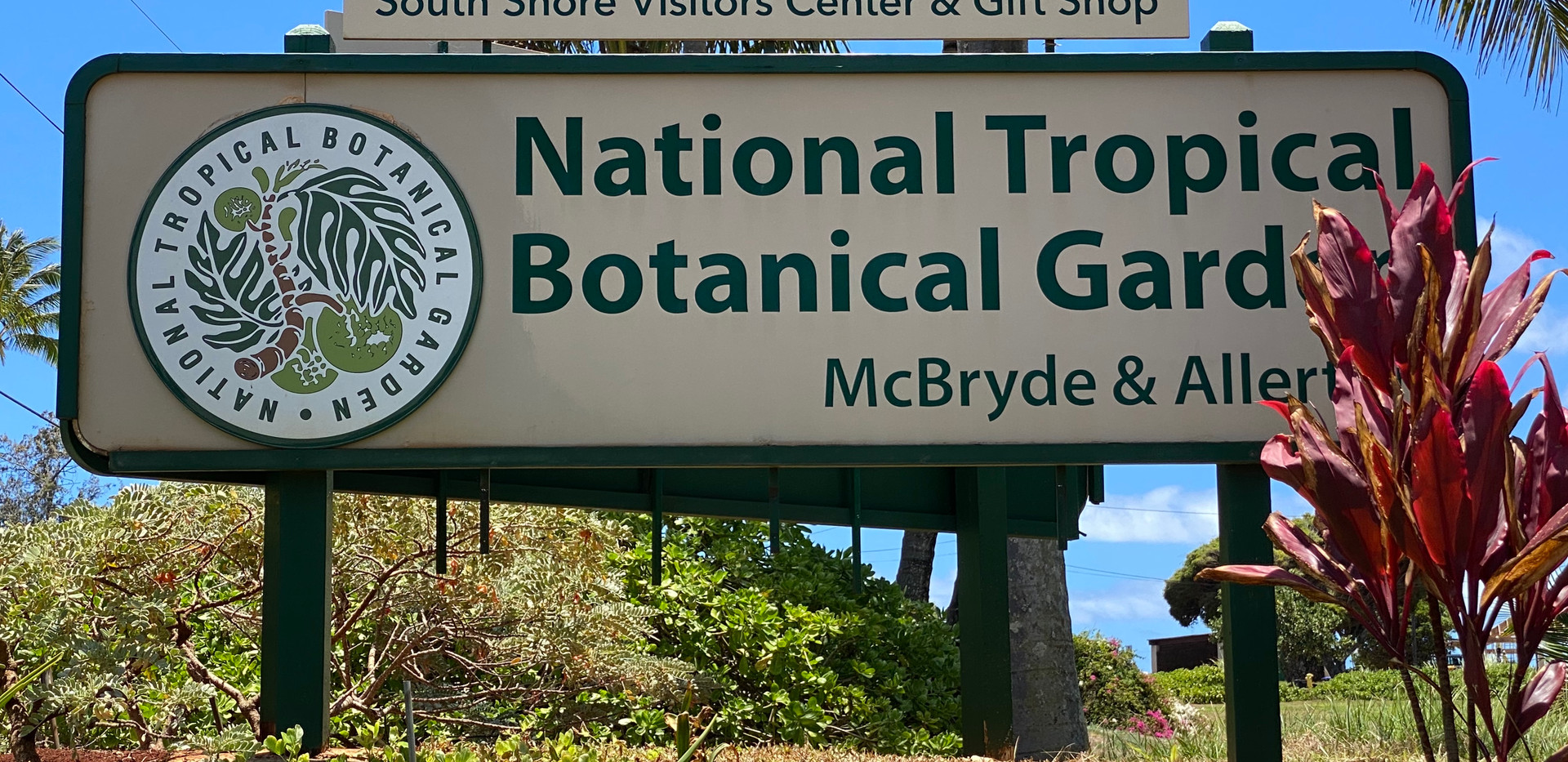 One of the National Tropical Botanical Gardens