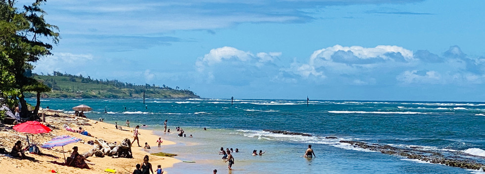 Our Own Baby Beach
