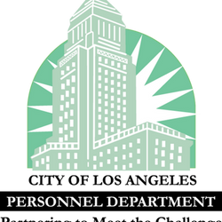 City of Los Angeles Personnel Icon