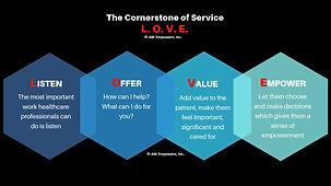 Cornerstone of Service - LOVE.JPG