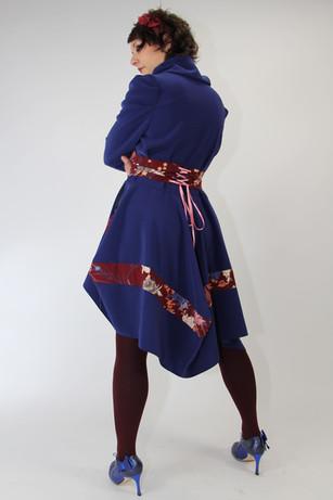 Robe Colette dos